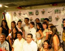 Rafa Márquez se une con la Federación de Clubes Jaliscienses del Sur de California