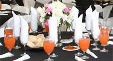 Cena de Gala en Casa Jalisco