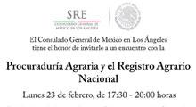 Registro Agrario