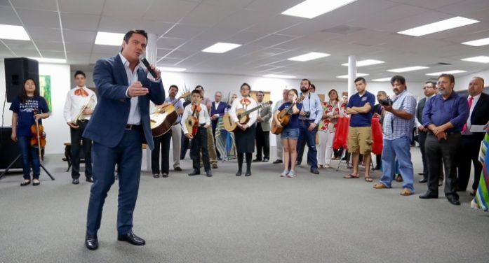 Inaugura Gobernador nuevo Centro Jalisco en Chicago | Gobierno del Estado de Jalisco
