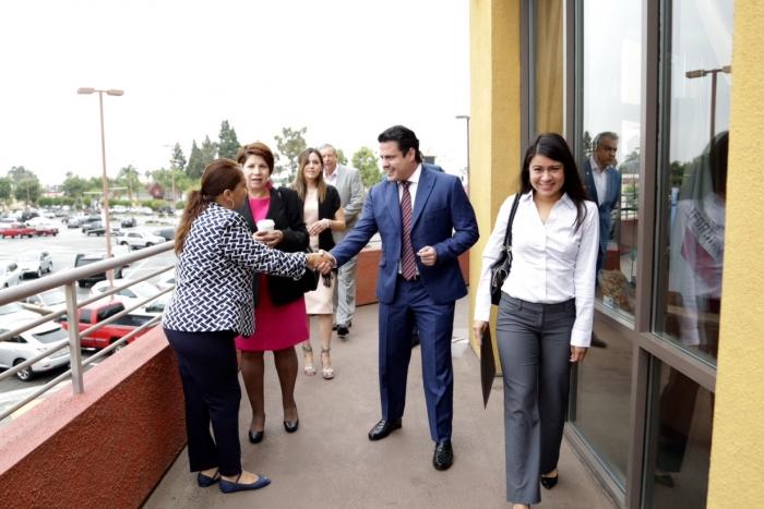 Inaugura Gobernador Centro Jalisco en Los Ángeles | Gobierno del Estado de Jalisco