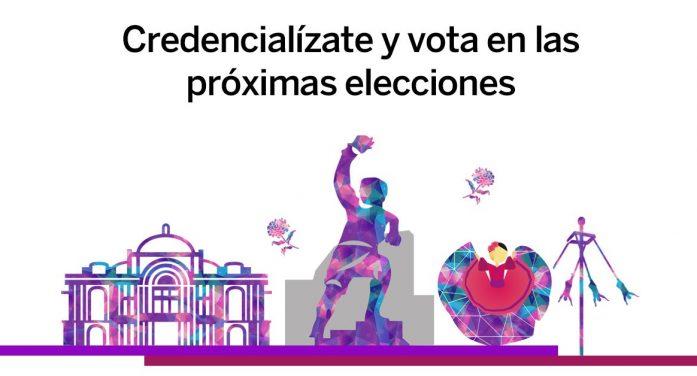 Regístrate para Ejercer tu Voto desde el Extranjero